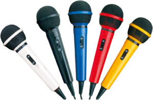 Cheap microphones